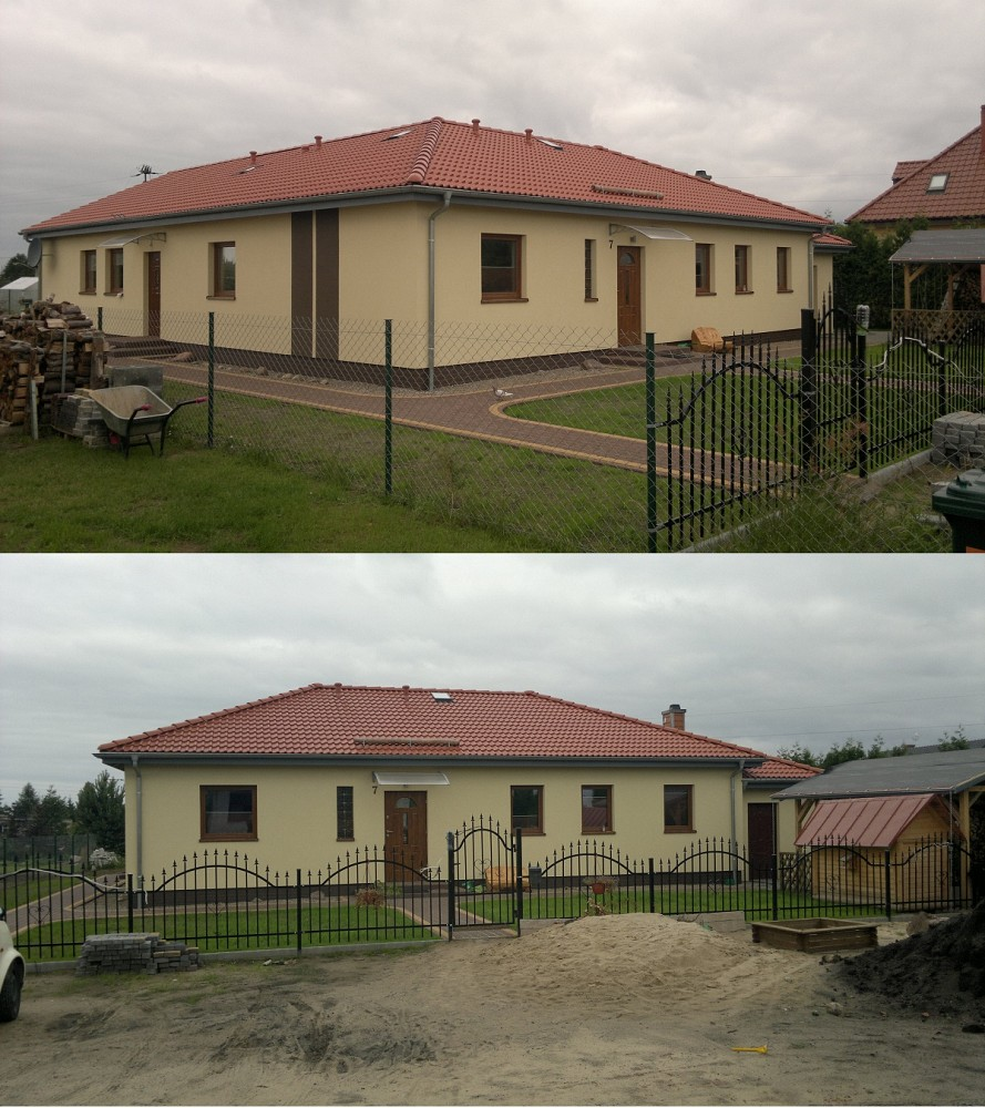 Dom jednorodzinny - Bierkowo