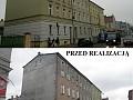 Remont elewacji - ul. Partyzantów, Słupsk